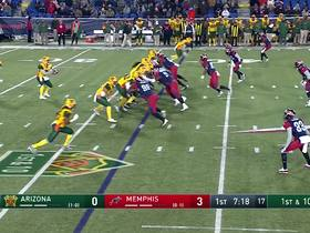 Watch: Arizona Hotshots vs. Memphis Express highlights | AAF Week 2