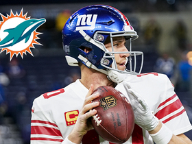 Watch: Trade fits: How Eli Manning ends up in Miami