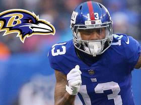 Watch: Trade fits: Odell Beckham Jr.'s potential path to Baltimore