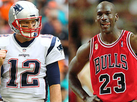 Watch: Where Brady lands on Adam Rank's list of the greatest athletes ever
