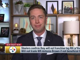 Watch: Steelers will not trade Antonio Brown if deal is not beneficial to the team