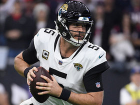 Watch: Pelissero: It would be 'stunning' if Jags brought Bortles back in 2019