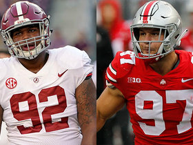 Watch: Bucky Brooks' top defensive prospects by position