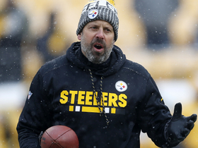 Watch: Todd Haley: 'Le'Veon (Bell) is a guy that's totally into football'