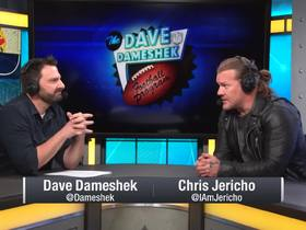 Watch: DDFP: Chris Jericho on maintaining 'villain' persona