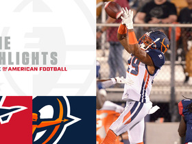 Watch: Memphis Express vs. Orlando Apollos highlights | AAF Week 3