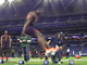 """Watch: Ben Banogu sets NFL combine record for DL with 11'2"""" broad jump"""