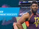 Watch: Ed Oliver's 2019 NFL Scouting Combine workout