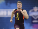 Watch: Ben Burr-Kirven runs an official 4.56 40-yard dash at 2019 combine