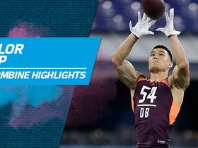 Watch: Taylor Rapp's 2019 NFL Scouting Combine workout