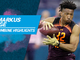 Watch: DaMarkus Lodge's 2019 NFL Scouting Combine full workout