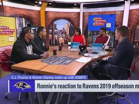 Watch: C.J. Prosise shares his outlook on the Seahawks' 2019 season
