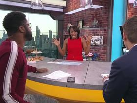 Watch: 'GMFB' discusses their early picks for 2019 Rookie of the Year