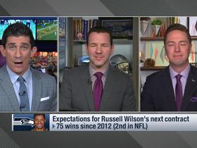 Watch: Rapoport, Pelissero explore what to expect from Russell Wilson's next contract