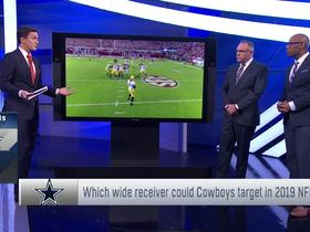 Watch: Which WR would be best fit for Cowboys in 2019 draft?