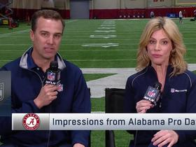 Watch: Daniel Jeremiah's top takeaways from Alabama's pro day