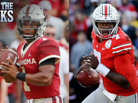 Watch: MTS: QB Debate - Kyler Murray vs. Dwayne Haskins