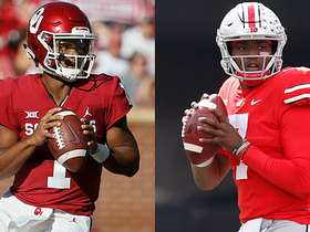 Watch: Who's the No. 1 QB in the draft: Murray or Haskins?