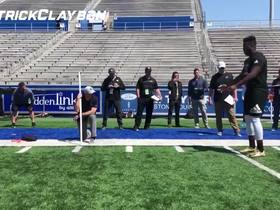 Watch: Best of Jaylon Ferguson's pro day