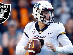 Watch: Bucky Brooks: Why Drew Lock is a perfect fit for Gruden, Raiders