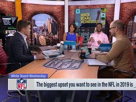 Watch: 'GMFB' discusses the biggest upsets they want to see in the 2019 season