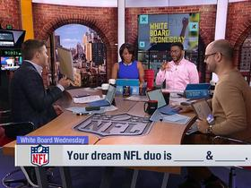 Watch: 'GMFB' shares their dream NFL duos, past and present