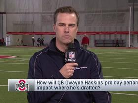 Watch: Daniel Jeremiah's takeaways from Dwayne Haskins' pro day
