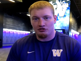 Watch: Kaleb McGary explains how NFL could change his family's life