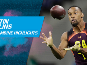 Watch: Justin Hollins' full 2019 NFL Scouting Combine workout