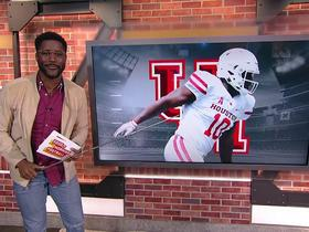 Watch: Nate Burleson breaks down Ed Oliver's game