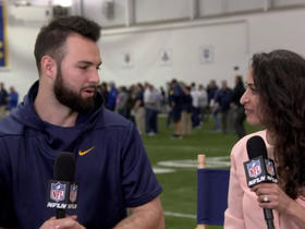 Watch: Will Grier evaluates his pro day performance