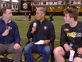 Watch: Drew Lock explains what he hopes teams take away from his pro day