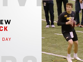Watch: Best of Drew Lock's pro day