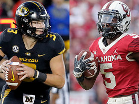 Watch: Pairing QB prospects with their ideal wide receivers in the draft
