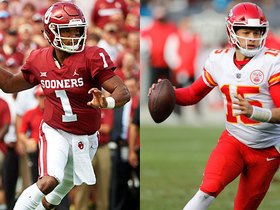 Watch: Soul & Science: Comparing Kyler Murray to Patrick Mahomes