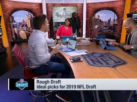Watch: Brandt: Jets should draft DT Quinnen Williams 3rd overall