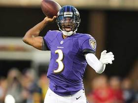 Watch: Rapoport: Ravens will re-sign QB Robert Griffin III