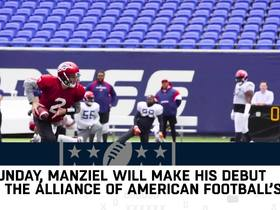 Watch: Manziel's journey from Texas A&M to NFL to AAF