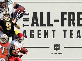 Watch: NFL Throwback: The all-time all-free agent team