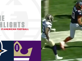 Watch: Orlando Apollos vs. Atlanta Legends highlights | AAF Week 6