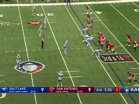 Watch: Trey Williams breaks a tackle for a 36-yard TD