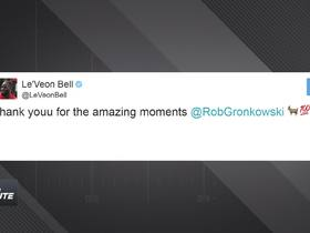Watch: NFL players react to Rob Gronkowski's retirement announcement