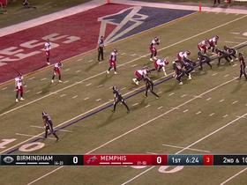 Watch: Luis Perez finds Braedon Bowman for a TD