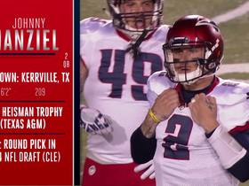 Watch: Every throw and run from Johnny Manziel's debut | AAF Week 7