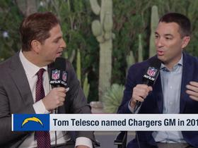 Watch: Tom Telesco discusses Chargers' preperation for the 2019 season