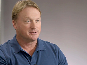 Watch: Jon Gruden addresses Derek Carr rumors, Antonio Brown's 'baggage'
