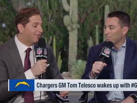 Watch: Telesco discusses Chargers' preparation for 2019 season
