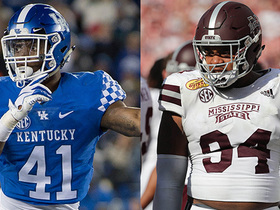 Watch: Two draft prospects Raiders could target in first round