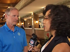 Watch: Mike Mayock discusses how Derek Carr, A.B. have bonded since trade