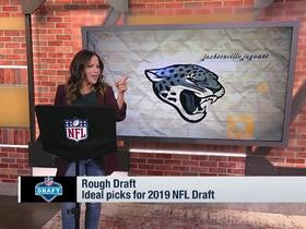Watch: 'GMFB' lists their ideal picks for the 2019 NFL Draft
